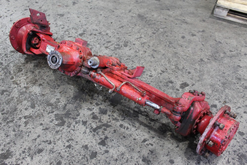Front axle ZF APL1351 - Front axles 4WD - ZF - APL1351